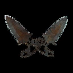 ★ Shadow Daggers | Rust Coat Logo