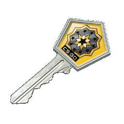 Chroma 3 Case Key Logo
