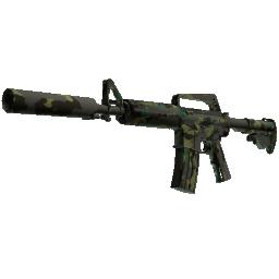 Souvenir M4A1-S | Boreal Forest Logo