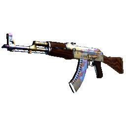 AK-47 | Case Hardened Logo