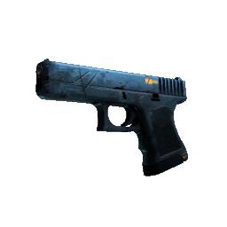 StatTrak™ Glock-18 | Off World Logo