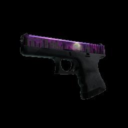 StatTrak™ Glock-18   Moonrise Logo