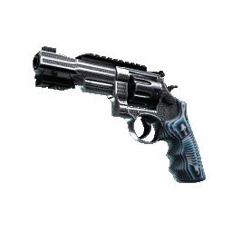 R8 Revolver | Grip Logo