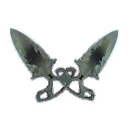 ★ StatTrak™ Shadow Daggers | Scorched Logo