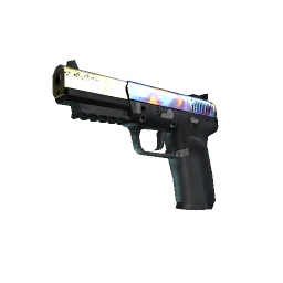 Five-SeveN | Case Hardened Logo