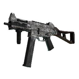 UMP-45 | Gunsmoke Logo