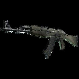 AK-47 | Safari Mesh Logo