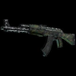 AK-47 | Jungle Spray Logo