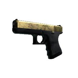 Glock-18 | Brass Logo