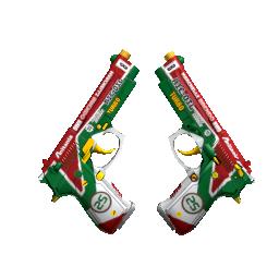 Souvenir Dual Berettas | Twin Turbo Logo