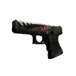 Glock-18 | Warhawk Logo