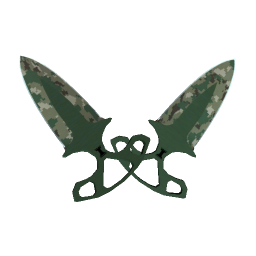★ Shadow Daggers | Forest DDPAT Logo