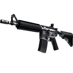 StatTrak™ M4A4 | Magnesium Logo