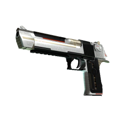 StatTrak™ Desert Eagle | Mecha Industries Logo