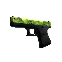 Souvenir Glock-18 | Nuclear Garden Logo