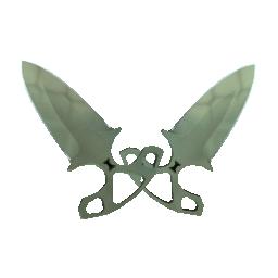 ★ StatTrak™ Shadow Daggers | Safari Mesh Logo