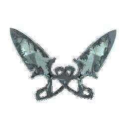 ★ StatTrak™ Shadow Daggers | Urban Masked Logo