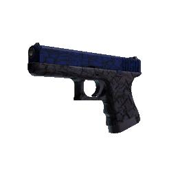 Glock-18 | Blue Fissure Logo