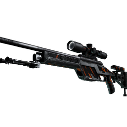 SSG 08 | Slashed Logo
