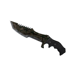 ★ Huntsman Knife | Forest DDPAT Logo