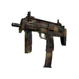 Souvenir MP7 | Army Recon Logo