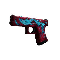 Glock-18 | Water Elemental Logo