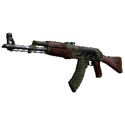 AK-47 | Jaguar Logo