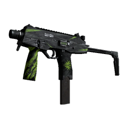 MP9 | Deadly Poison Logo