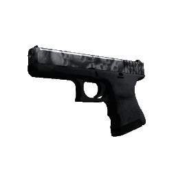 StatTrak™ Glock-18 | Catacombs Logo