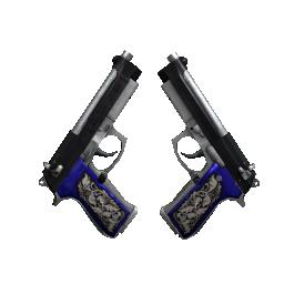 Dual Berettas | Duelist Logo