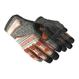 ★ Specialist Gloves | Foundation Logo