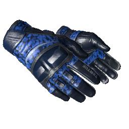 ★ Moto Gloves | Polygon Logo