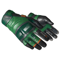 ★ Moto Gloves | Turtle Logo