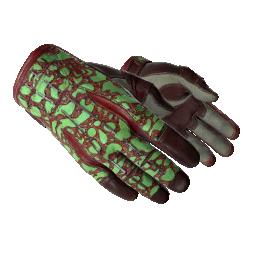 ★ Sport Gloves | Bronze Morph Logo