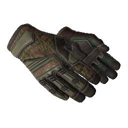 ★ Specialist Gloves | Buckshot Logo