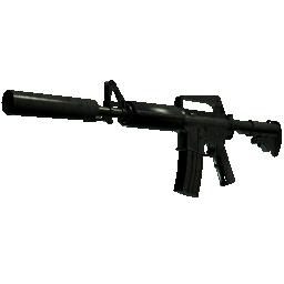 M4A1-S | Moss Quartz Logo
