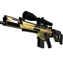 SCAR-20 | Brass Logo