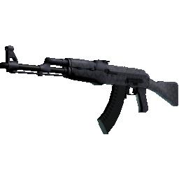 AK-47 | Baroque Purple Logo