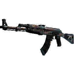 StatTrak™ AK-47 | Rat Rod Logo