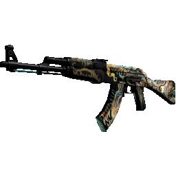 StatTrak™ AK-47 | Phantom Disruptor Logo