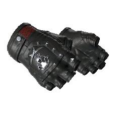 ★ Bloodhound Gloves   Charred Logo