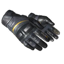 ★ Moto Gloves | Eclipse Logo