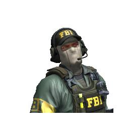 Operator | FBI SWAT Logo