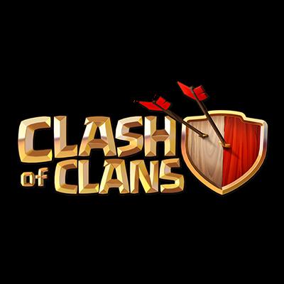 1200 Gems in Clash of Clans (iOS) US Logo