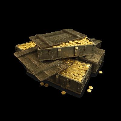 2500 Gold (World of Tanks) Logo