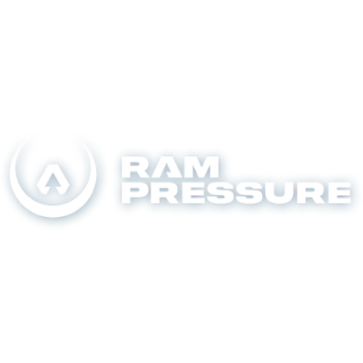 35 000$ in Ram Pressure Logo
