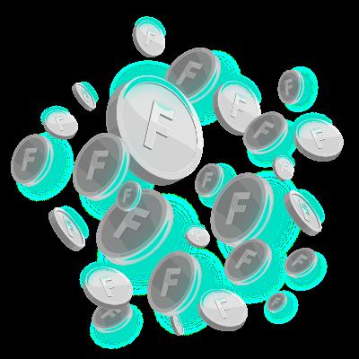 5000 V-Bucks Logo