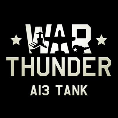 A13 Mk II 1939 Tank Logo