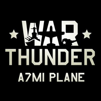 A7M1 Plane Logo