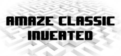 aMAZE Classic: Inverted Logo